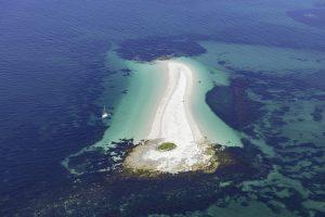 île de Guiriden aux Glénan