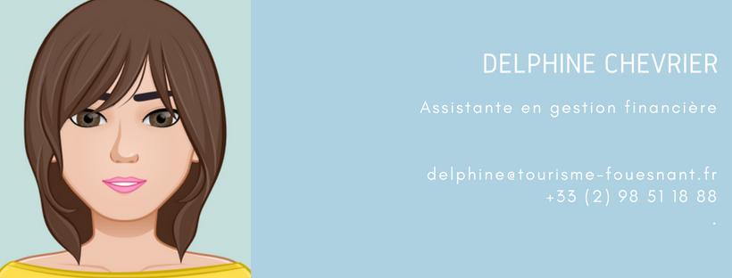 Carte De Visite Delphine