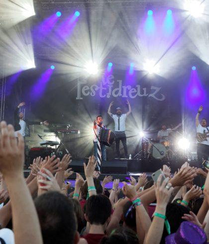 """Le festival musical """"Festidreuz"""" organisé à la pointe de Mousterlin"""
