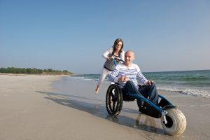 Tourisme et handicap à Fouesnant