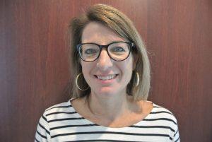 Christine Bertholom, responsable du conseil en séjour, référente des commerçants