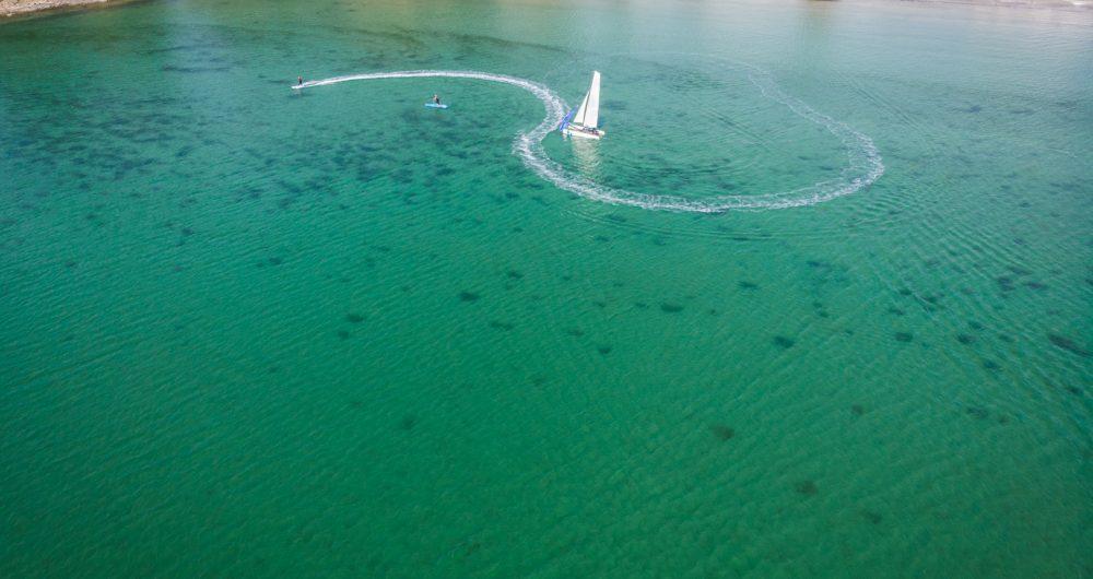 Activités nautiques sur le Cap-Coz