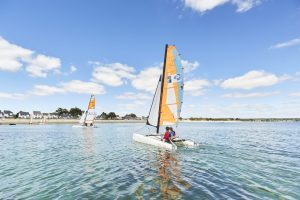 Sports nautiques à Fouesnant1