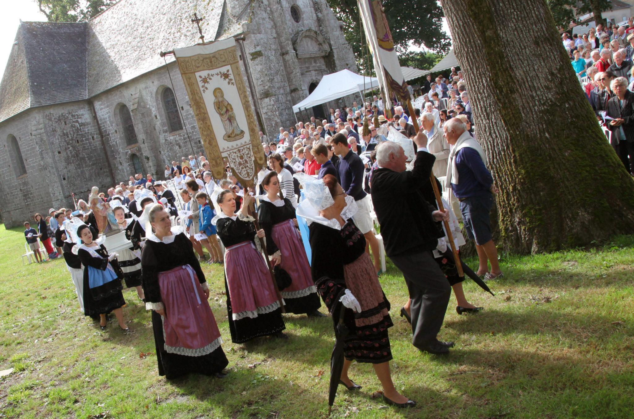 Pardon de Sainte Anne à Fouesnant