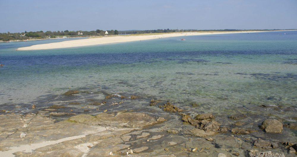Dune de la Mer Blanche entre Fouesnant et Benodet