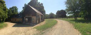 La maison des marais, bois de Penfoulic à Fouesnant