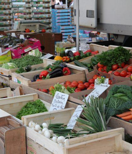 Fruits et légumes tout azimut