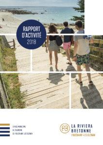 Rapport d'activité 2018 OMT Fouesnant-les Glénan