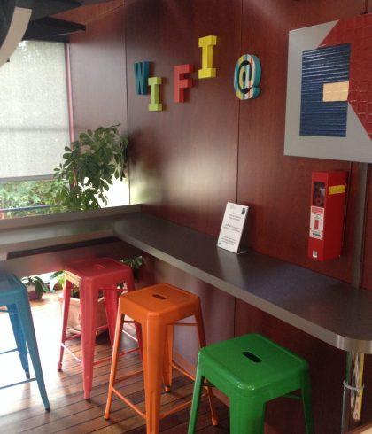 Espace Wifi office de tourisme Fouesnant-les Glénan