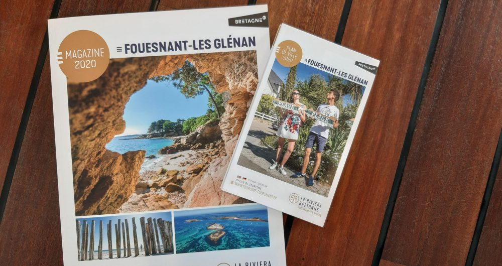 Editions touristiques Fouesnant