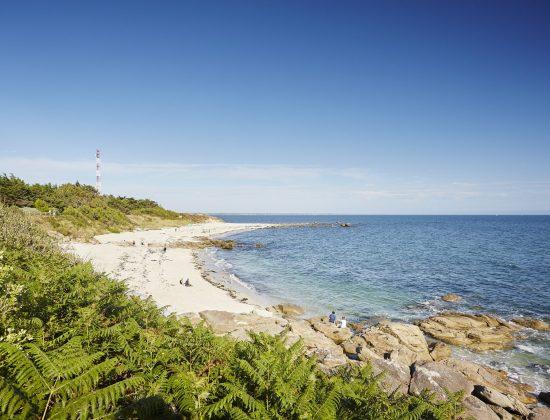 Réouverture des plages Fouesnant-les Glénan