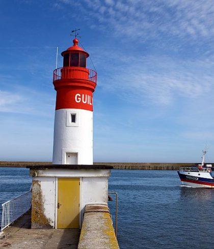 Découvrir la vie du port de pêche du Guilvinec