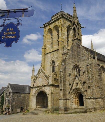 Visitez Locronan, un des plus beaux villages de France