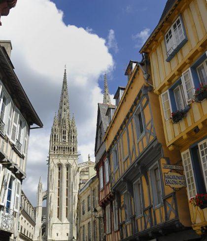 Découvrir la culture Bretonne à Quimper, Ville d'Art et d'Histoire