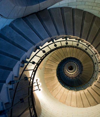 S'offrir une vue à 360° à 60m du sol au phare d'Eckmühl à Penmarc'h