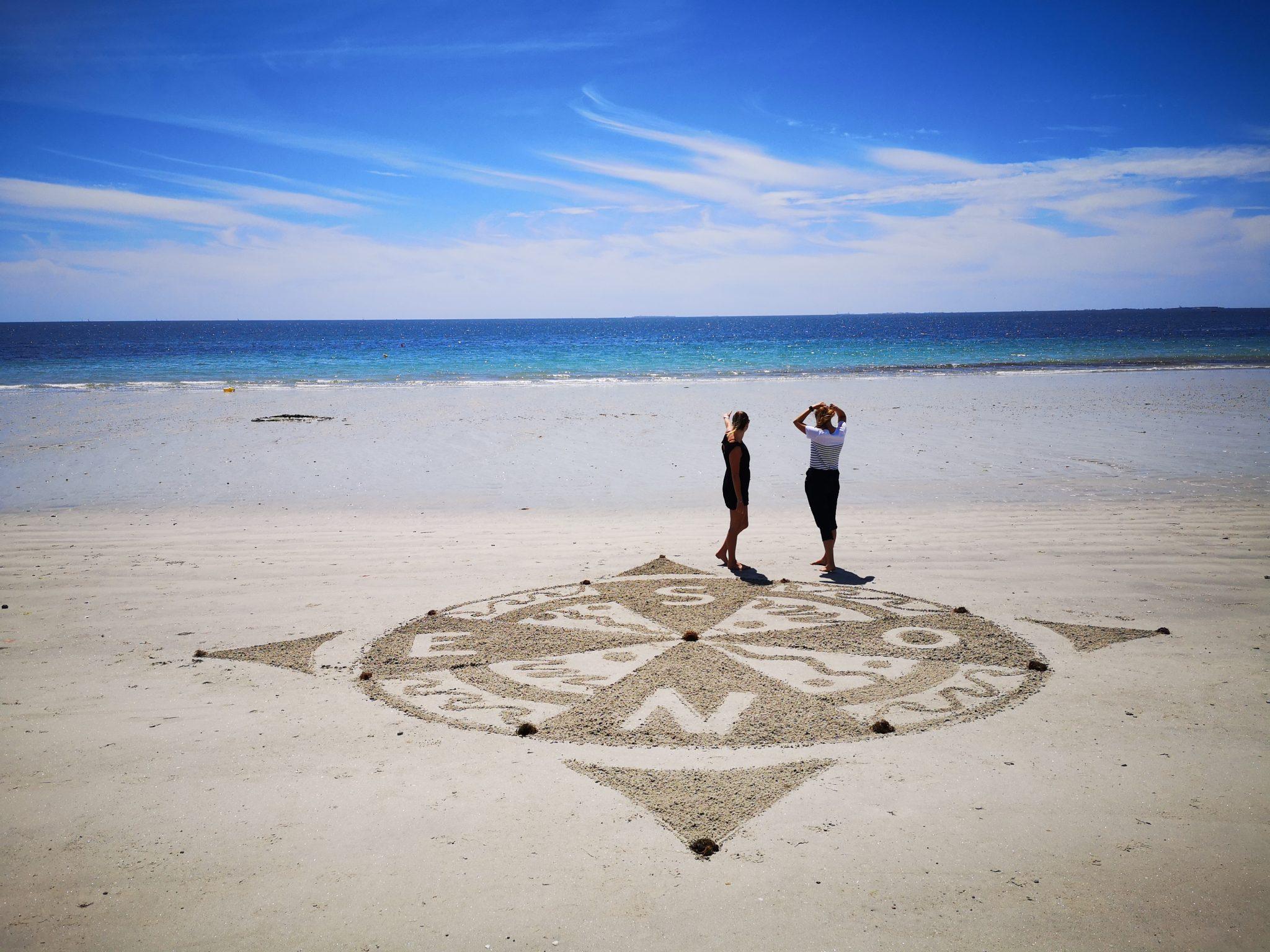 Beach Art à Fouesnant