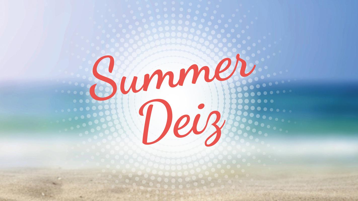 Summer Deiz : activités de loisirs et initiations sportives