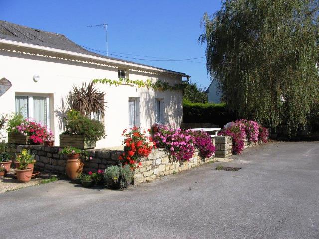 Maison Mitoyenne Mme Marie-Odile LE SAUX