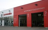 Automobiles Fouesnantaises – Garage Citroën