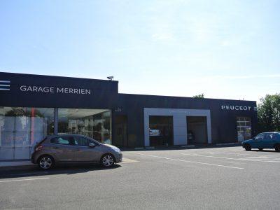 Location Garage Peugeot