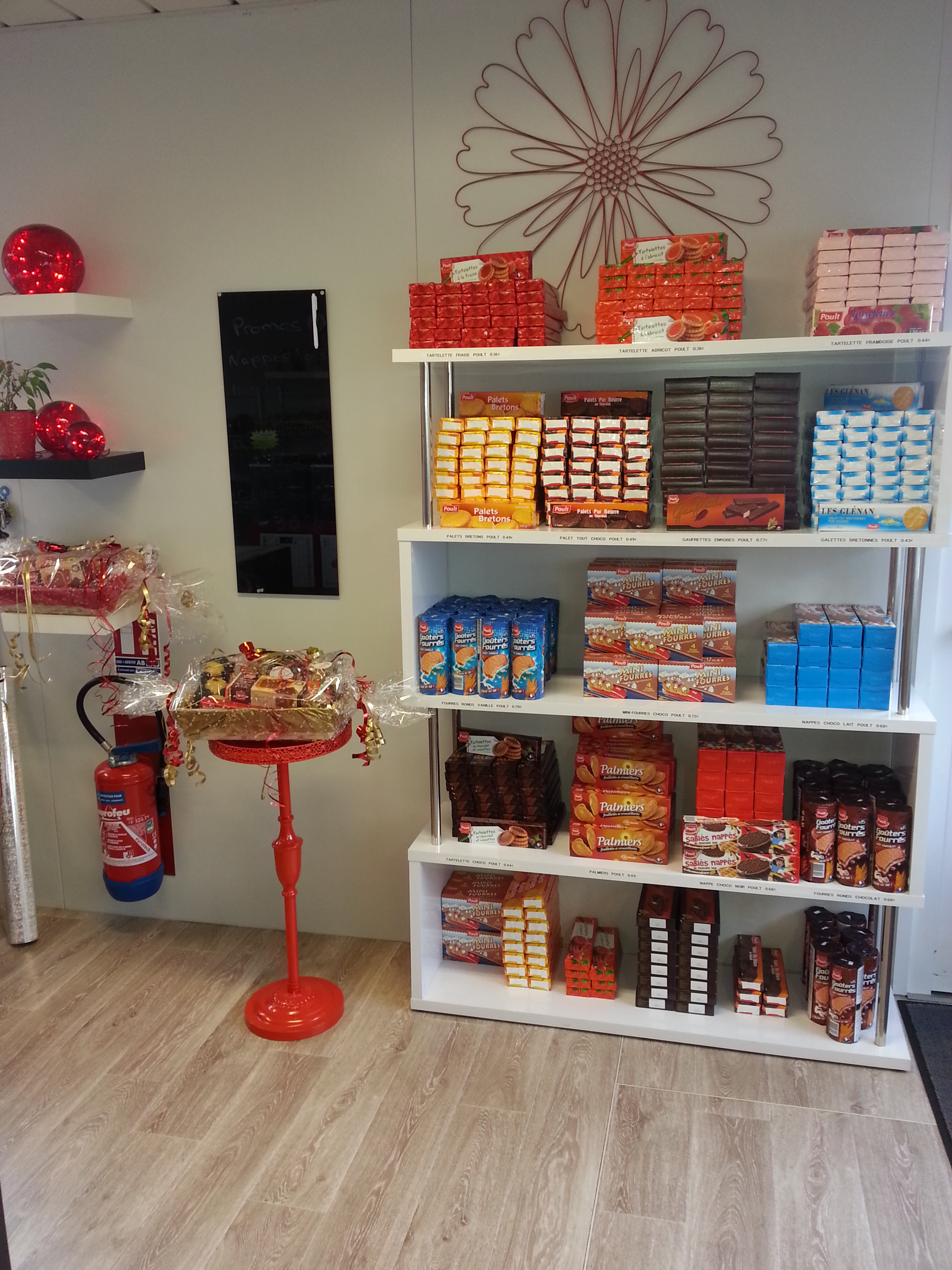 Biscuiterie fouesnantaise fouesnant fouesnant les gl nan tourisme - Office tourisme fouesnant ...