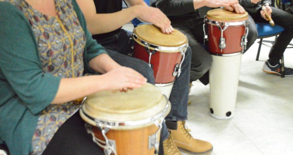 Découverte des percussions afro-cubaines