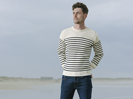ARMOR-LUX – HOMME PULL