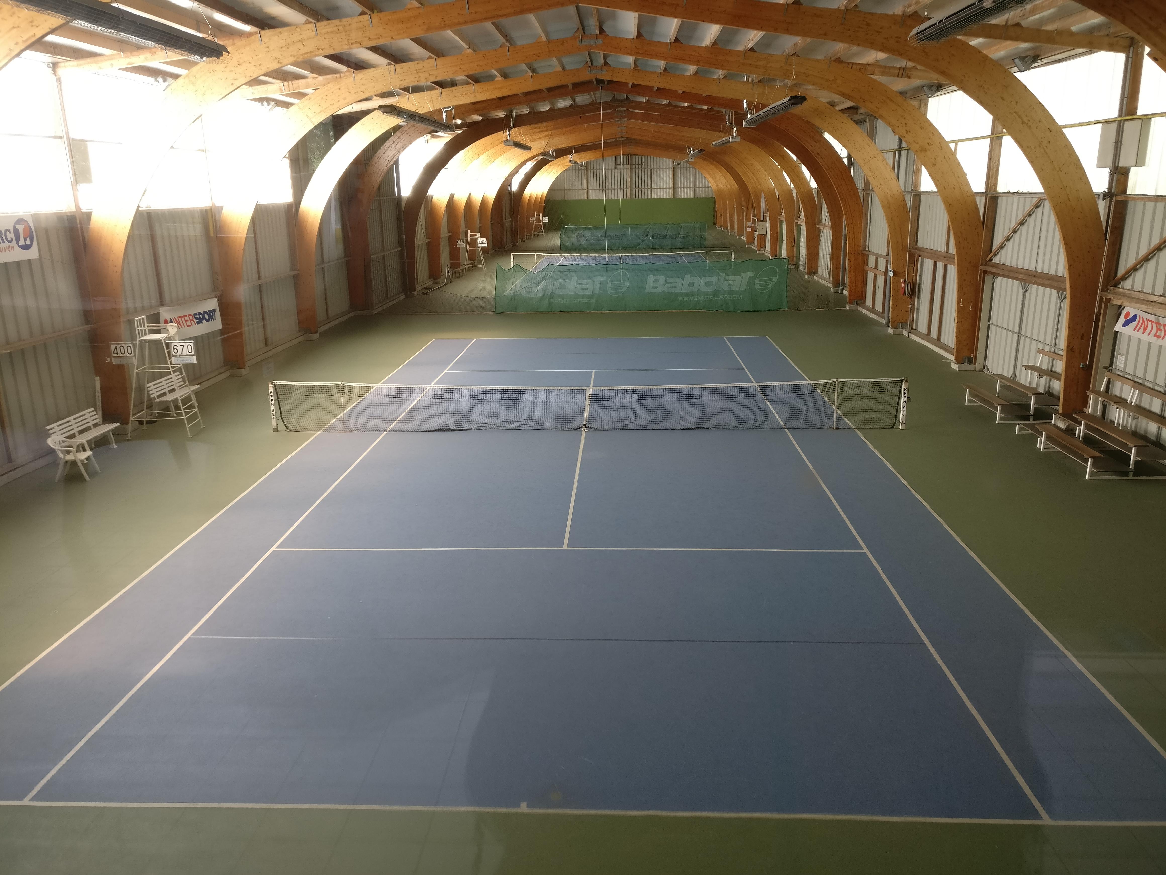 Tournoi de tennis de Fouesnant-Les Glénan
