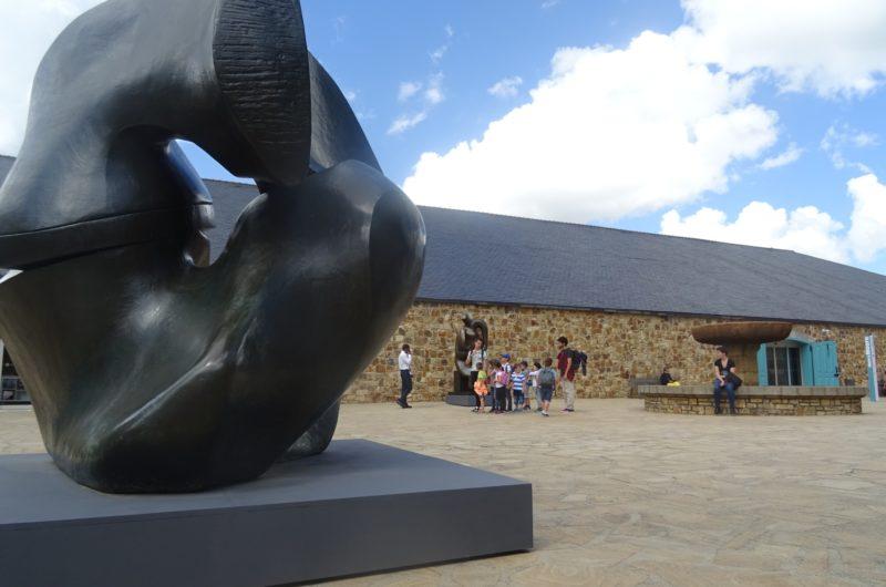 Exposition Henry Moore_2018 © Tourisme Landerneau Daoulas