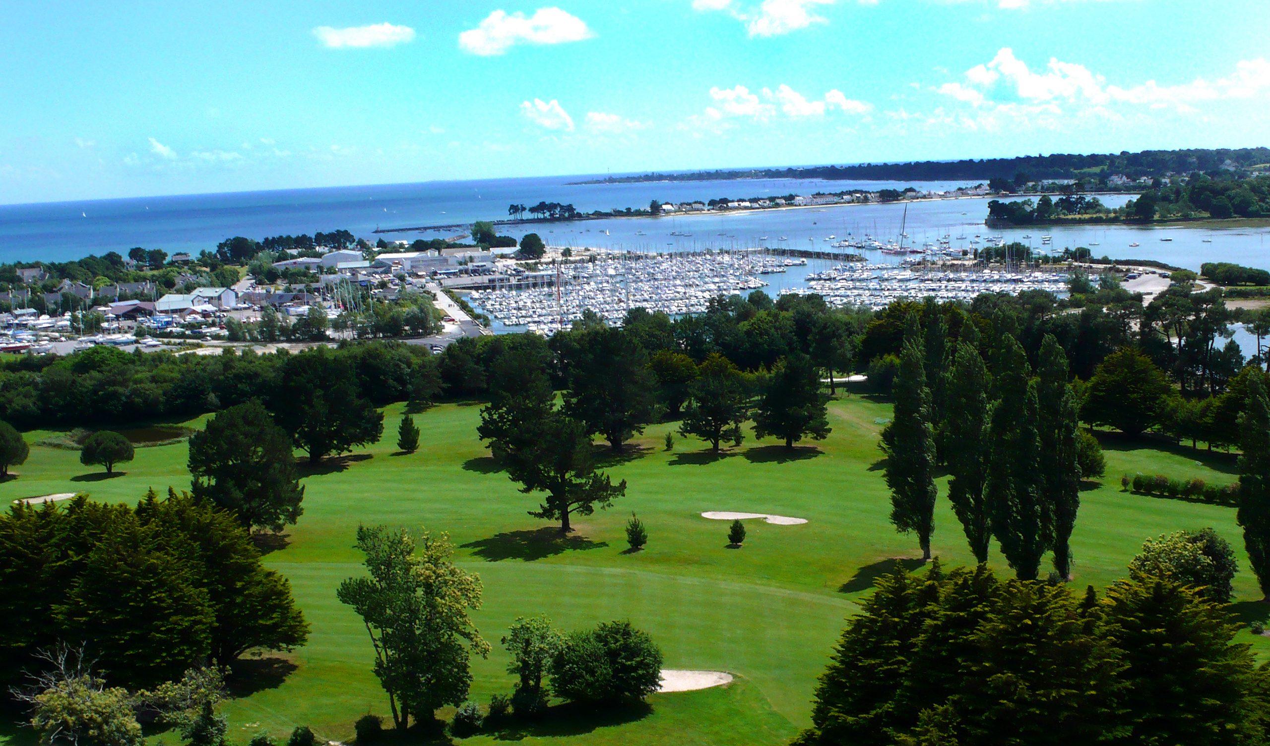 Initiation gratuite de golf