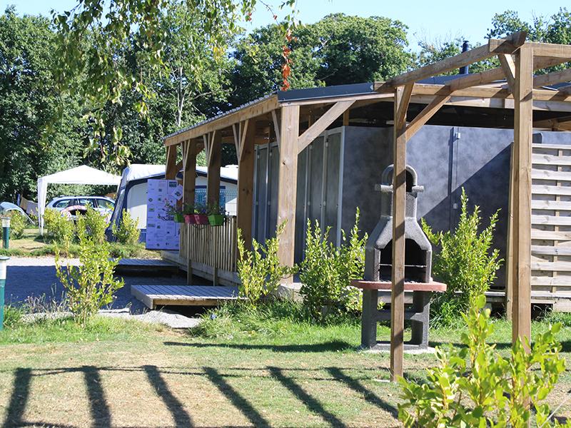 Camping kerscolper fouesnant terrain de camping class 3 toiles fouesnant les gl nan tourisme - Office tourisme fouesnant ...
