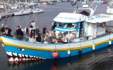 Santa Maria – Pêche en mer