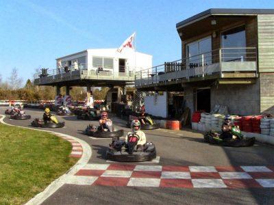 Loisirs – Bretagne karting – Combrit – Pays Bigouden – 1