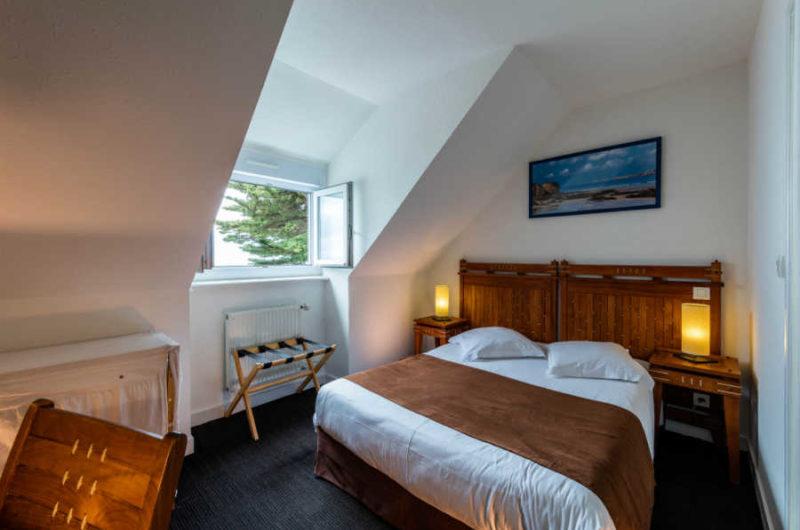 Hôtel – Mona Lisa Cap Coz Chambre