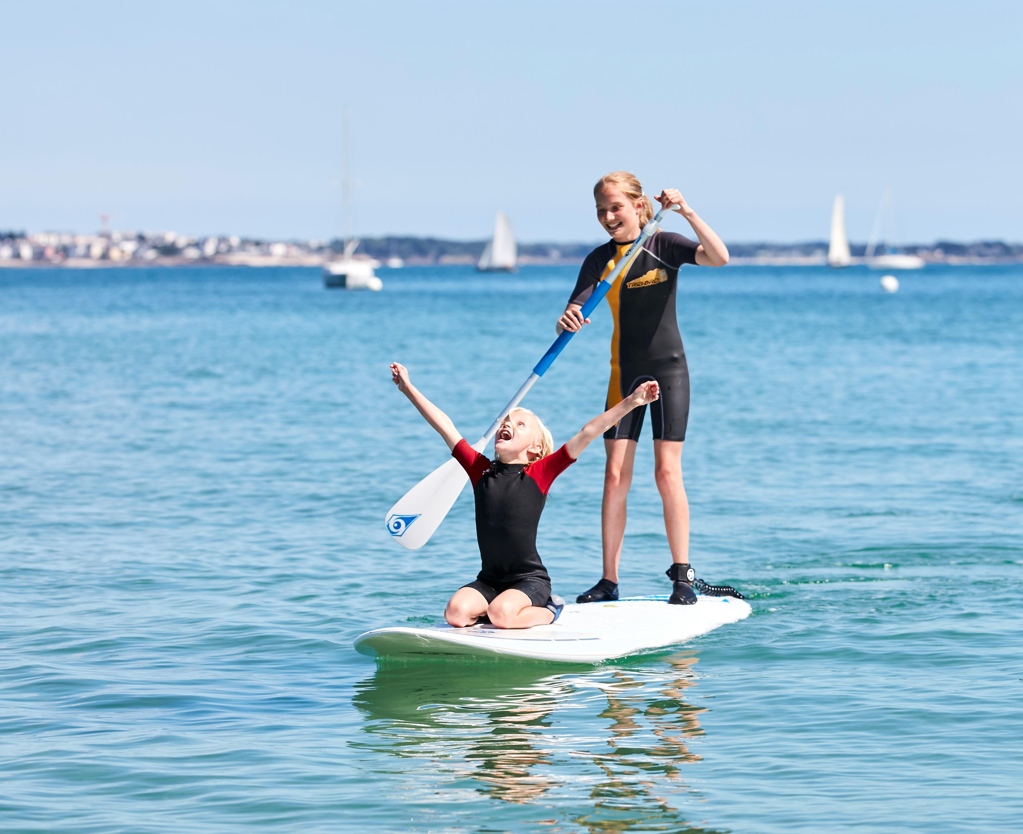 Pourquoi pas… essayer un sport nautique