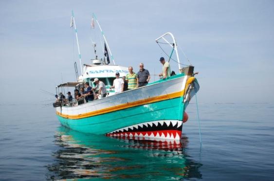 santamaria-bateau