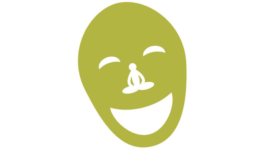 Picto Yoga du rire-C20J85N25