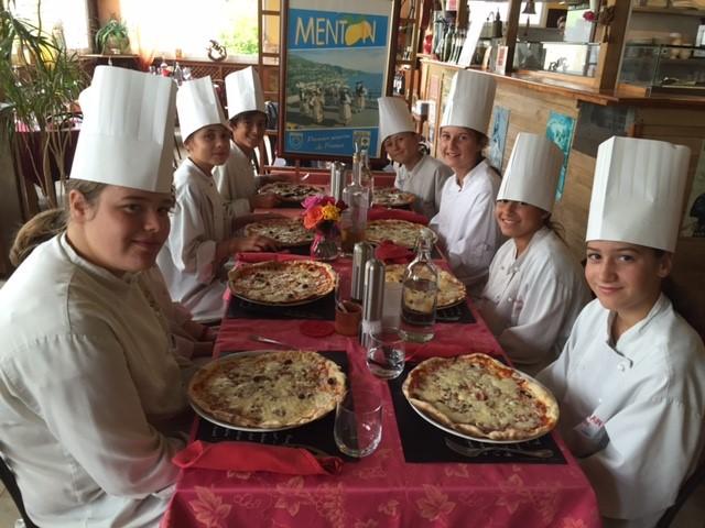 Atelier Pizzas pour petits et grands