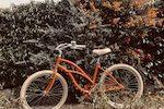 beacher a bicyclette fouesnant