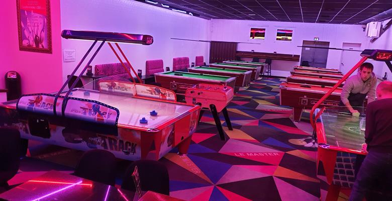 bowling master – quimper