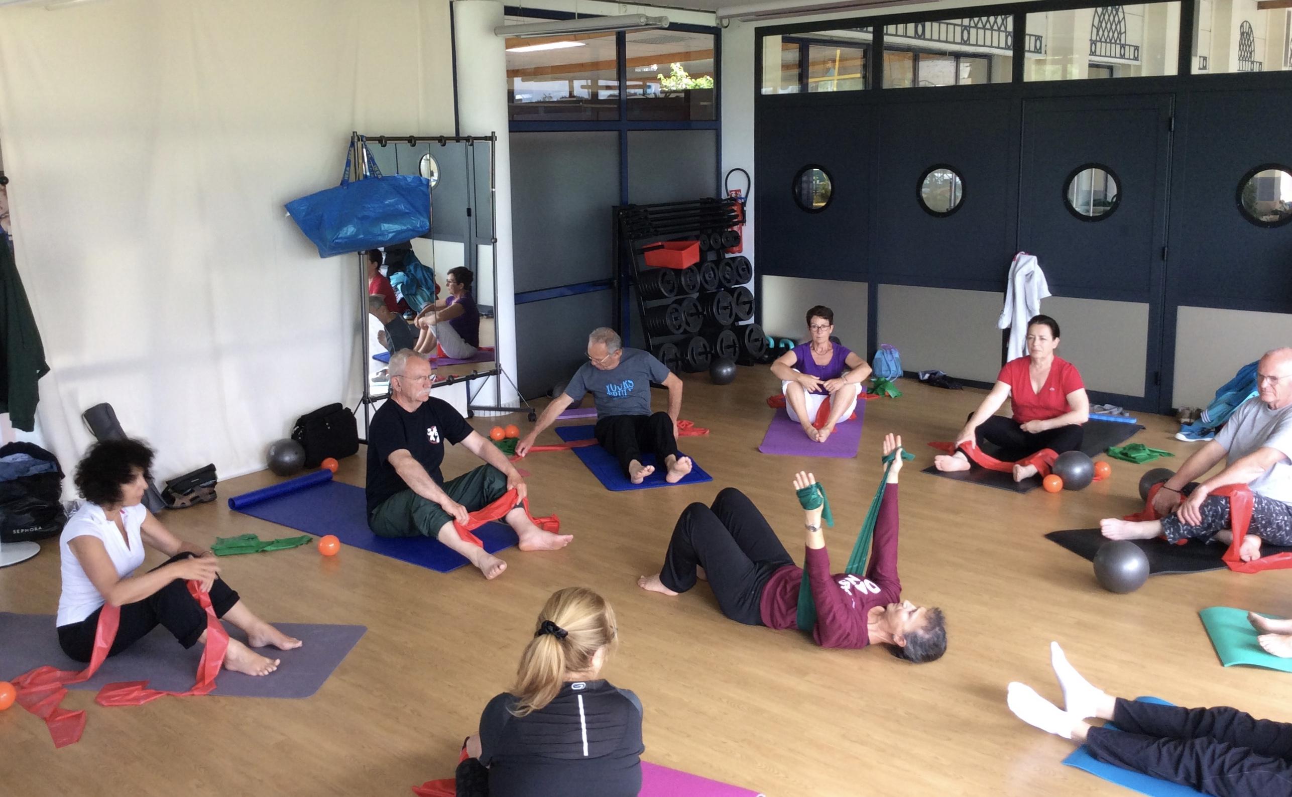 Danses et Pilates : Les ateliers thématiques de pilates