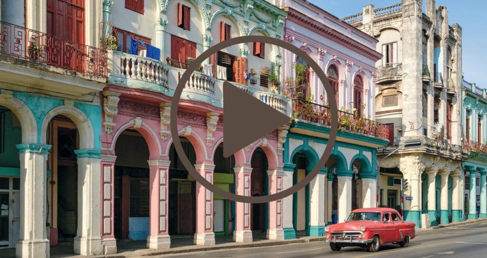 Portrait d'un jeune cubain