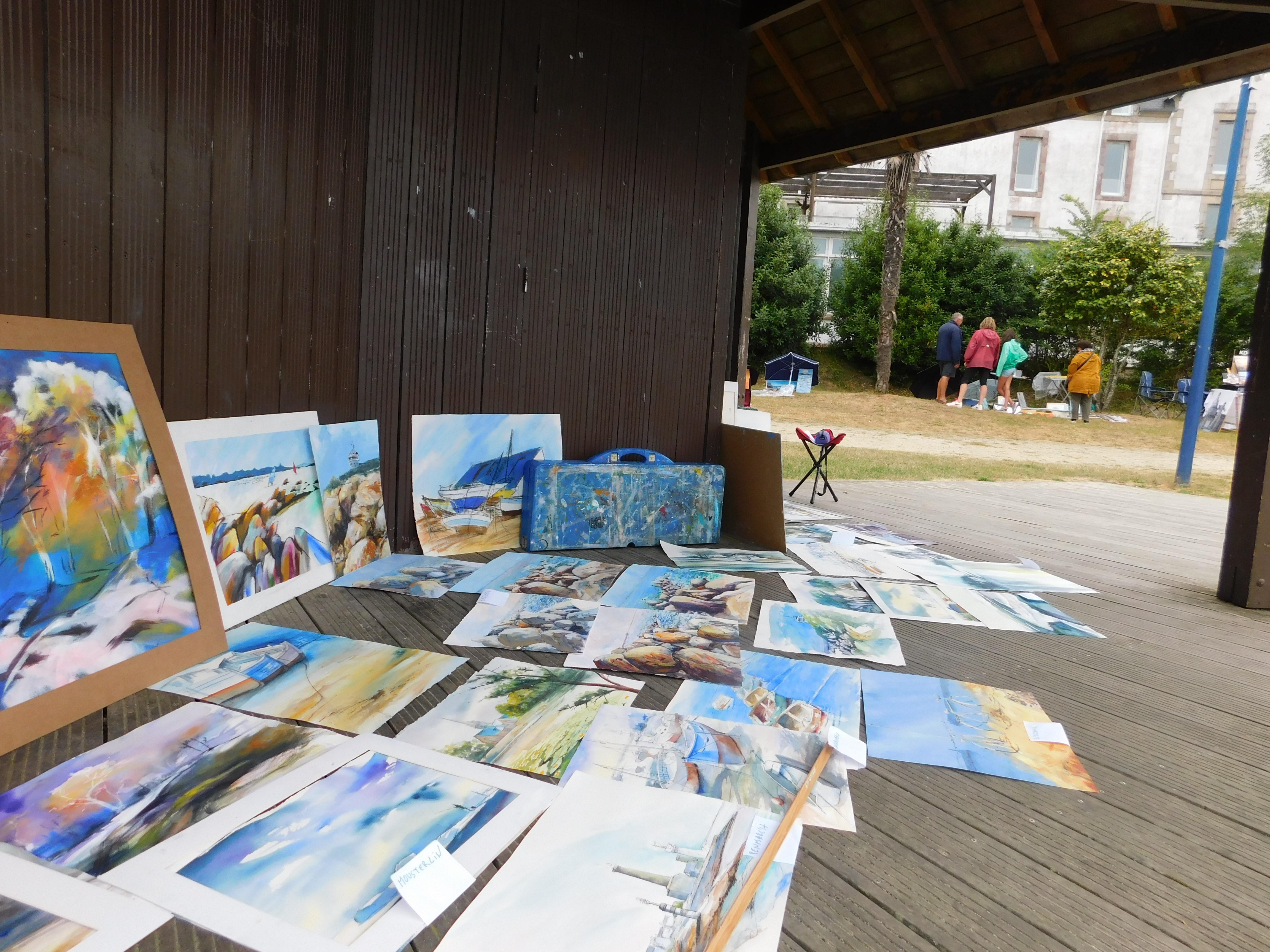 Vide ateliers d'artistes
